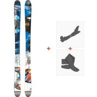 Ski Faction Ambit 2015 + Tourenbindungen + Felle