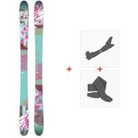 Ski Faction Ambit 2014 + Fixations de ski randonnée + Peaux