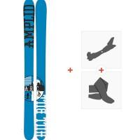 Ski Amplid The Hill Bill 2015 + Tourenbindungen + FelleA-30000