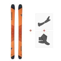 Ski Blizzard Cochise 2018 + Fixations de ski randonnée + Peaux8A709200.001