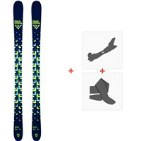 Ski Black Crows Junius 2020 + Fixations de ski randonnée + Peaux