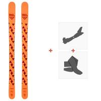 Ski Black Crows Magnis 2020 + Tourenbindungen + Felle100717
