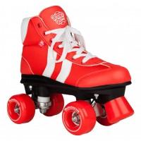 Rookie Rollerskates Retro V2.1 Red/White 2019