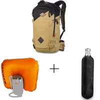 Airbag sac a dos package Dakine Poacher RAS 26L 2019