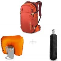 Airbag Rucksack package Dakine Poacher RAS 36L 2019D10002075