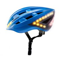 Lumos Kickstart Helmet Blue 2019LU-BLUE