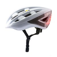Lumos Kickstart Lite Helmet White 2019LU-LITE-WHITE