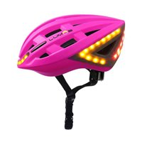 Lumos Kickstart Helmet Pink 2019LU-PINK