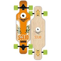 Solid Kids Longboard Complete Bamboo 2018