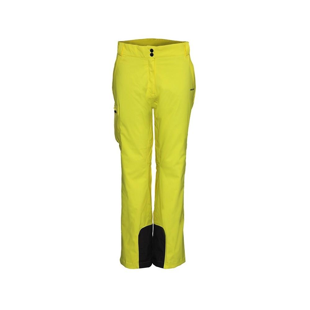 Head Slide Pant Yellow