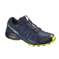 Salomon Shoes Speedcross 4 GTX S Race Ltd Navy 2018