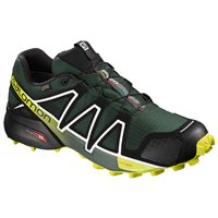 Salomon Shoes Speedcross 4 GTX Darkest Sp/Bk 2018