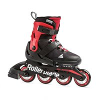 Rollerblade Microblade Black/Red 2019