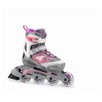 Rollerblade Combo White/Purple 2018