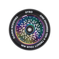 Slamm Wheels Gyro Hollow Core 110mm Neochrome 2019
