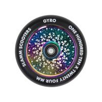 Slamm Wheels Gyro Hollow Core 110mm Neochrome 2019