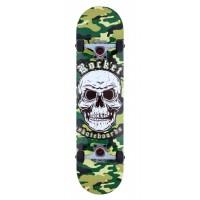 "Rocket Complete Skateboard Combat Skull 7.75"" 2019"