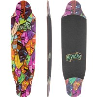 """Riviera Quiver Purple 34 """" 2018 - Deck Only"""