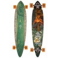 Longboard Globe Pintail 37'' - Tropic Lava - Complete 2018