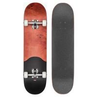Skateboard Globe G1 Argo Boxed 7.75'' - Color Red Maple/ Black - Complete