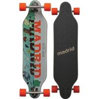 """Longboard Madrid Disaster Relief Weezer 36"""" Complete 2015"""
