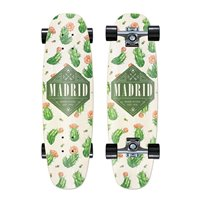 "Skateboard Madrid Squirt Cacti Set 29"" Complete 2019"