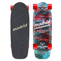 "Skateboard Madrid Marty Set 29.25"" Complete 2019"