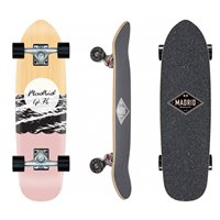 "Skateboard Madrid Shrimp Waves Set 30"" Complete 2019"