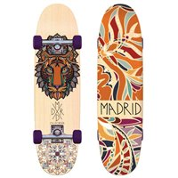 "Skateboard Madrid Combi Tigress 32.5"" Complete 2019"