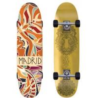 "Skateboard Madrid Combi Golden 32.5"" Complete 2019"