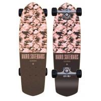 "Skateboard Madrid Picket Camo Pink 28.5"" Complete 2019"