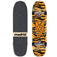 "Skateboard Madrid Tri-Tip Monogr 8.5""X33"" Complete 2019"