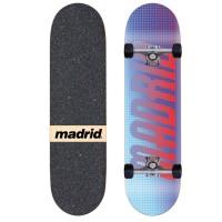 "Skateboard Madrid Street Vectors 32.25"" Complete 2019"
