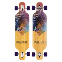 """Skateboard Madrid Trance Dt Space Mountain 40"""" Complete 2019"""