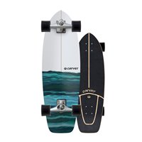 "Surf Skate Carver Resin 31\"" 2019 - Complete22640-C"