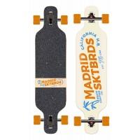 """Skateboard Madrid Trance Dt Messenger 40"""" Complete 2019"""