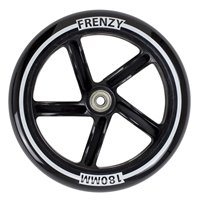Frenzy Wheels Black 2019