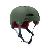 Rekd Ultralite In-Mold Helmet Green 2019