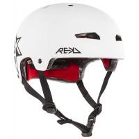 Rekd Elite Icon Helmet White/Black 2019