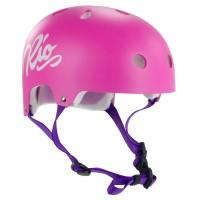 Rio Roller Script Helmet Pink 2019