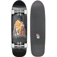 Skateboard Globe Shooter 9.0'' - Black / Perfect Day - Complete 2019