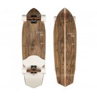 Skateboard Globe Insider 31'' - Walnut / Copper - Complete 2019