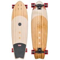 Skateboard Globe Chromantic 33'' - Bamboo / Almond - Complete 2019