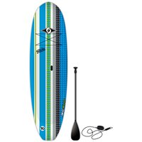Bic SUP Slide 10'6 Pack mit Paddle & Leash 2019