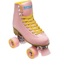 Impala Quad Skate Pink/Yellow 2019