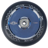 AO Helium Wheel 110mm incl. Titen Abec 9 polished 2019