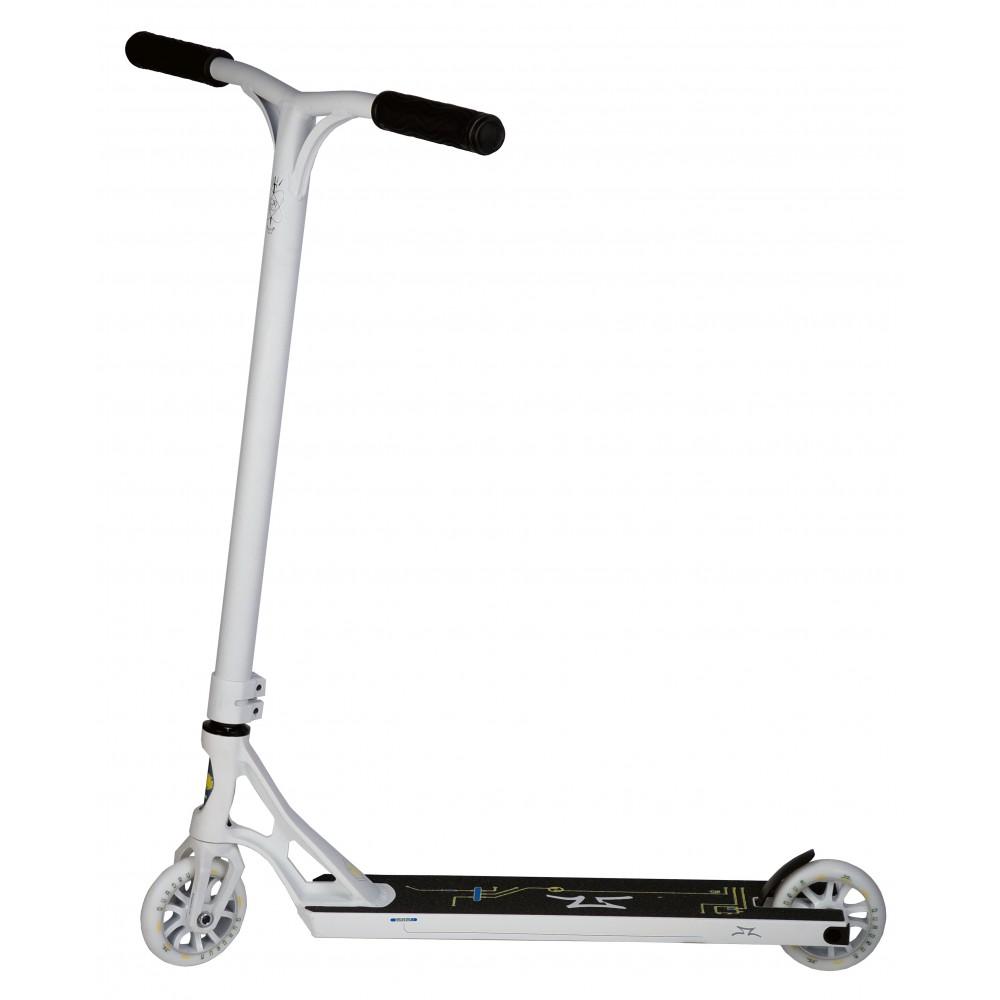 AO Scooter Quadrum 2 Complete White 2019