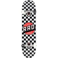 "Skateboard Rad Dude Crew 7.5"" Complete 2019"