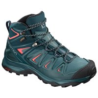 Salomon Shoes X Ultra 3 Mid GTX W Hydro./Reflec 2019