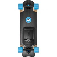 Mellow Board Cruiser Black 2019
